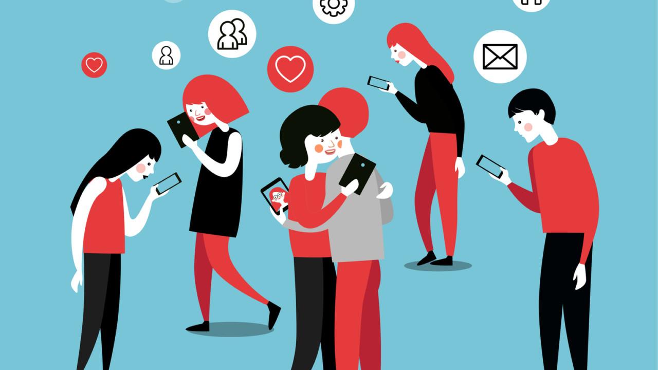 Ragazzi smartphone-dipendenti, che deve fare la Scuola