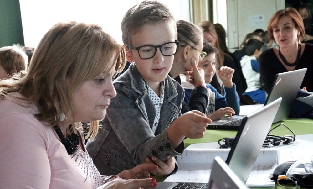 Comunità educativa e trasformazione digitale: il progetto