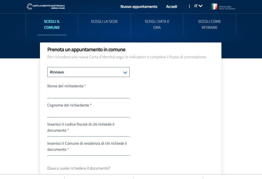 Carta Didentità Elettronica Cie Cosè Quanto Costa E