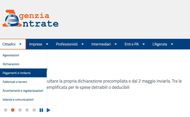 cf58d7570 Calcolo bollo auto online, il servizio dell'Agenzia delle entrate ...