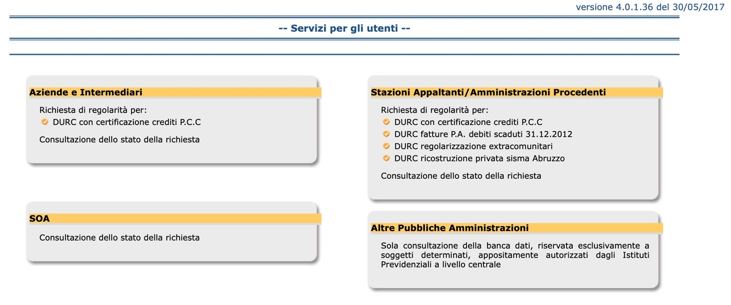 Durc Cos E E Come Verificare Regolarita Contributiva Online