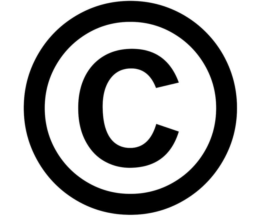Risultato immagini per c di copyright